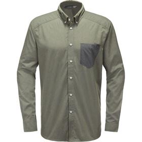 Haglöfs M's Vejan LS Shirt Sage Green